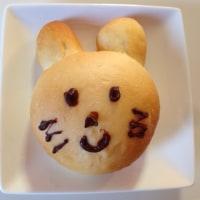 休日のパン作り!