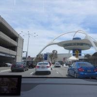 LAに到着しました~