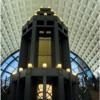第一ホテル東京シ-フォ-ト1階から