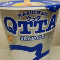 QTTAのシーフードを食った!