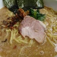 横浜ラーメン 味濱家さん 味濱家ラーメン・極み 太麺特盛