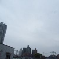 今朝(5月25日)の東京のお天気:小雨、5月(後半)の作品:花を持つ童子