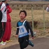 親子マラソン♪