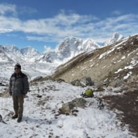 エベレスト街道トレック(23) トレッキング時の体調 Everest Trail Trek (23)  Physical conditions during Trekking