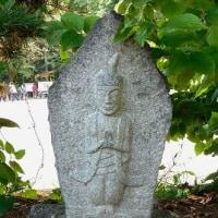 256 安曇野の道祖神