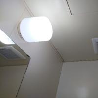 【浴室換気扇交換】パナソニック製丸洗い出来る換気扇に交換