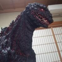 海洋堂 シン・ゴジラ 第4形態 雛形レプリカフィギュア