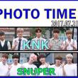 [K-POP]パク・ボラム、KNK、SNUPER、歌番組「ミュージックバンク」に出勤!!PHOTO TIME 動画!!