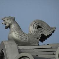 佐保神社の「トリ」