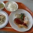 月例碁会と社食のランチ