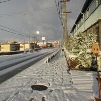 大雪・・・・・・・