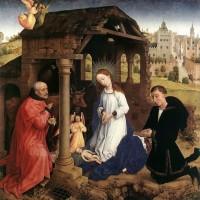 クリスマスに贈る、安らぎのアイテム ローヒル・ヴァン・デル・ウェイデンとバッハ