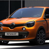 2017 Renault Twingo GT受注開始!