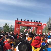 2017TNF北京100参戦