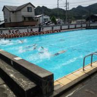 5年生 水泳指導