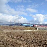 12月24日撮影 その3 西線貨物6883レと3084レと・・