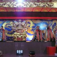 冬の台南高雄旅行 23 高雄関帝廟