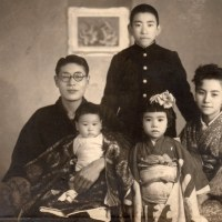昭和の家族写真によせて(8)
