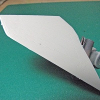RA-5Cヴィジランティ 製作再開 その2