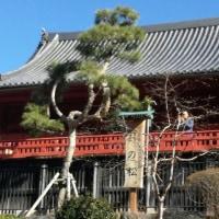 上野 清水観音堂