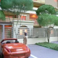 ジオラマ   住宅物件完成予想模型 スケールモデル