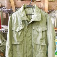 米軍の実物フィールドジャケット