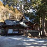第四十七回 三峯神社参拝 二千十七年初詣