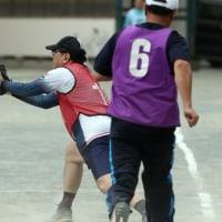 ◆地元自治会のソフトボール大会で私の区が初優勝! 私も選手です!!
