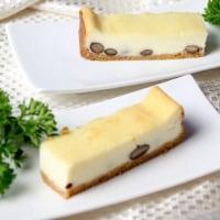 黒豆チーズケーキ