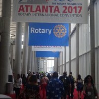 ロータリーアトランタ国際大会
