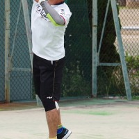 曇天の2016テニス大会