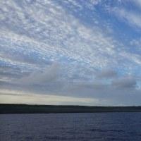 2016年小笠原村硫黄島慰霊墓参(363)小笠原丸で硫黄島を周回(74)硫黄島の島の中央部から南西側