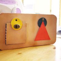 新発想の防犯便利バッグ