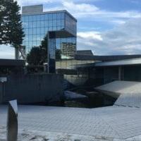 県立美術館は清新なままの印象