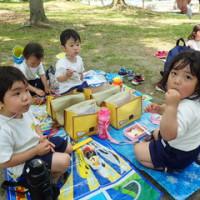 あお・すみれ 3歳児 遠足☆万博公園