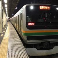 本日の撮影報告 2017.6.26 〜夜の東海道線〜