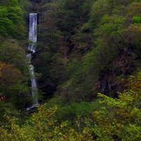 日光市 第一いろは坂から 方等滝・般若滝 29.5.12