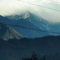 谷川岳(群馬県上牧温泉)