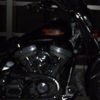 旧友バイクで