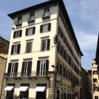 フィレンツェのブランド通り