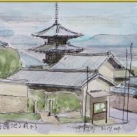 法起寺へ   [755]