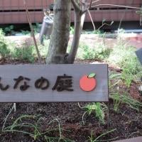 みんなの庭は、次の段階です。橫浜美術館前の噴水に子供たちは大喜び。