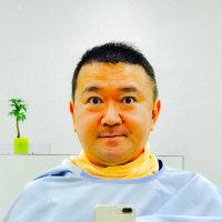 今年も猛暑なので、ロッキーは本八幡の千円散髪屋にてサマージャンプヘアーに‼️