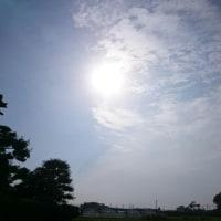 2017年6月23日 朝空