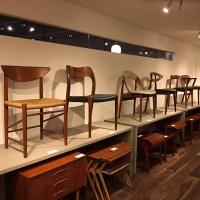 ・「北欧の家具展」 終了いたしました!