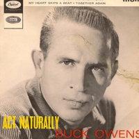 No.218 バック・オーウェンス&バッカルー/アクト・ナチュラリー (1963)