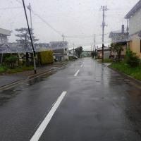 20170625記録(kata54)、雨☔の朝