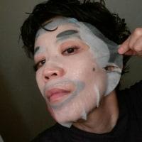 もみ麻呂柄マスク