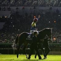 競馬 ディープインパクト 武豊 ラストラン 有馬記念 中山競馬場