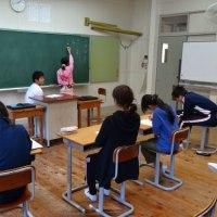 小中児童会、生徒会合同会議